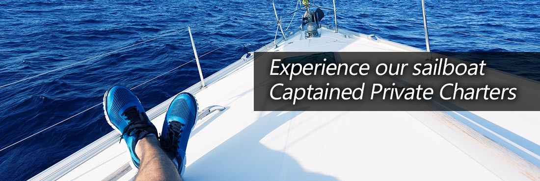 Experience our Sailboat Charter in San Juan Bay